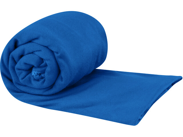 Sea to Summit Pocket Serviette pour chien M, cobalt